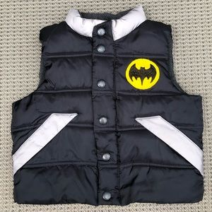 Baby Gap Batman Vest